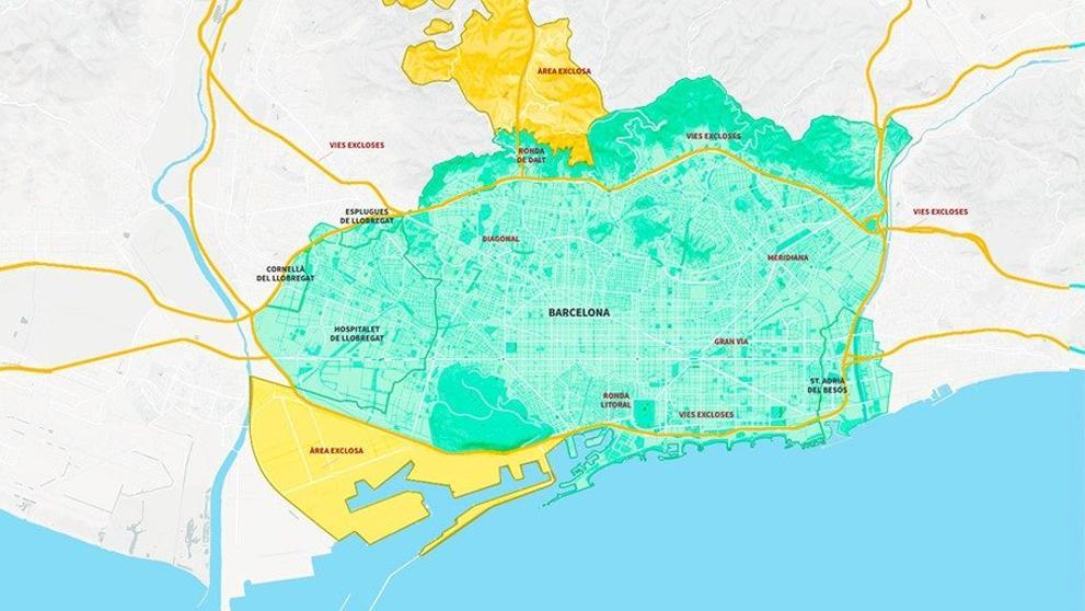 Con esta normativa, que se hará efectiva el 1 de enero de 2020, el Ayuntamiento pretende que para 2024 desaparezcan 125.000 coches contaminantes