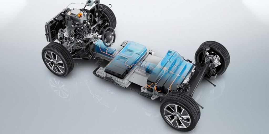 plataforma Peugeot e-208