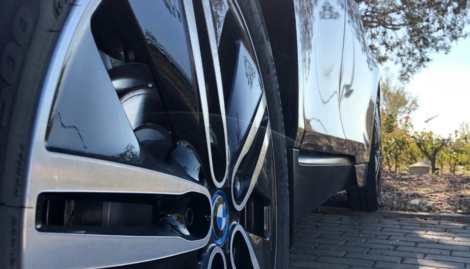 BMW i3 llantas