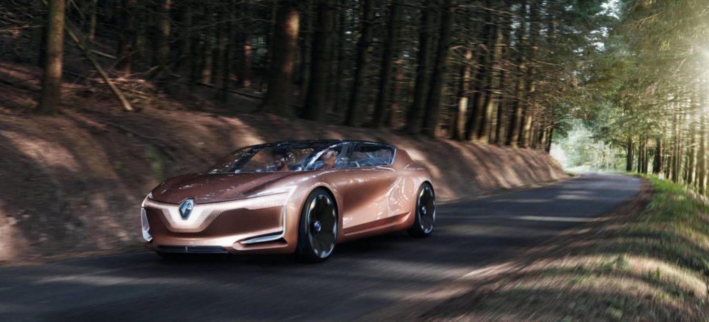 Renault berlina eléctrica