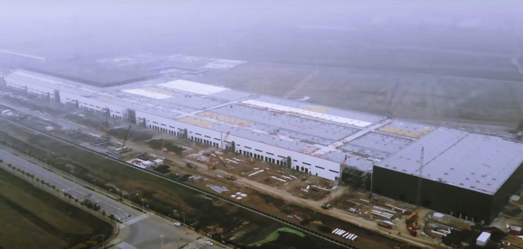 Gigafactory 3 de Tesla
