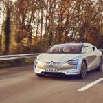 berlina eléctrica Renault