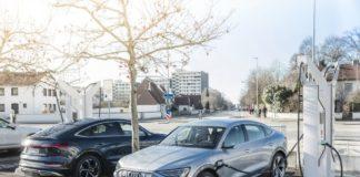 Audi infraestructura de movilidad