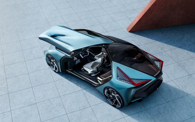 Lexus LF-30 electrified