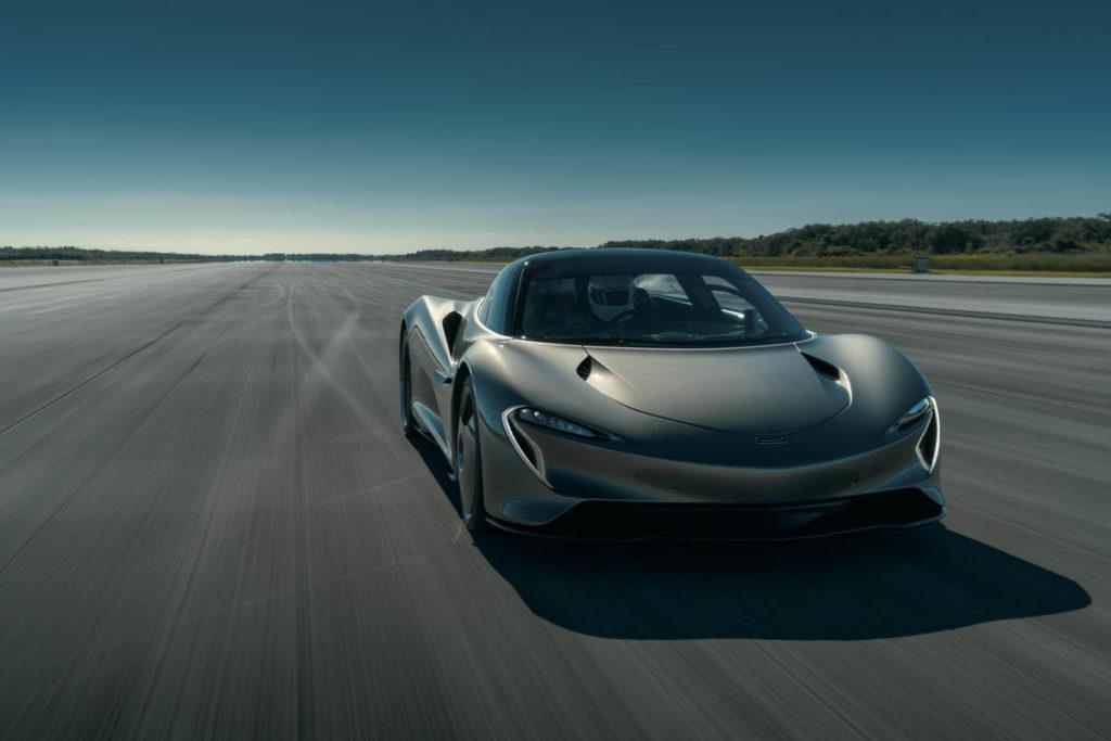 Nuevo McLaren Speedtail