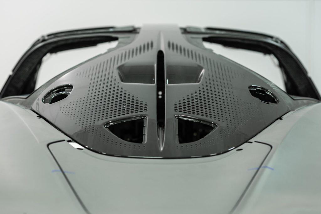McLaren Speedtail detalles